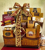 Regal Splendor Holiday Gift Basket