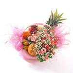 Fruits And Flower Basket - With You